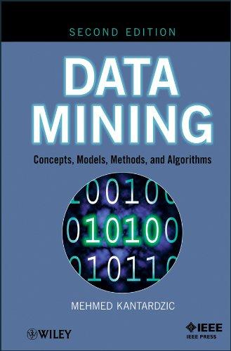 9780470890455: Data Mining: Concepts, Models, Methods, and Algorithms