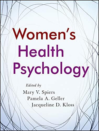 9780470890660: Women's Health Psychology
