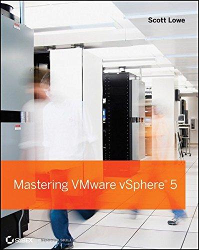 9780470890806: Mastering VMware vSphere 5