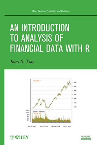 9780470890813: An Introduction to Analysis of Financial Data with R (Wiley Series in Probability and Statistics)