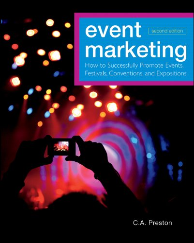 Event Marketing: How To Successfully Promote Events,: C.A. Preston