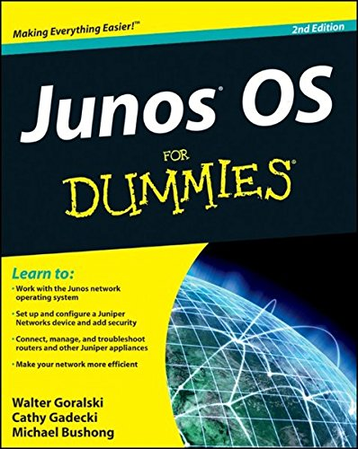 9780470891896: Junos OS for Dummies
