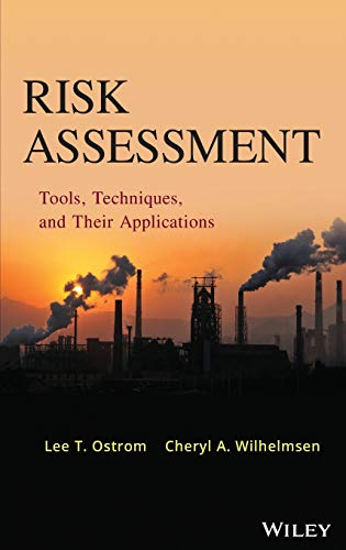 9780470892039: Risk Assessment: Tools, Techniques, and Their Applications