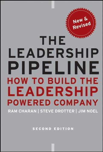 9780470894569: The Leadership Pipeline: How to Build the Leadership Powered Company (J-B US Non-Franchise Leadership)