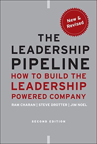 9780470894569: The Leadership Pipeline: How to Build the Leadership Powered Company