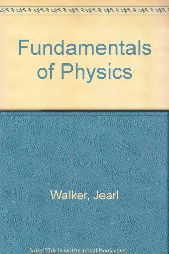 9780470895641: Fundamentals of Physics