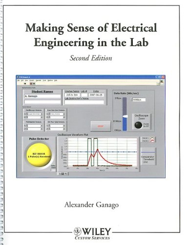 9780470896211: Making Sense of Electrical Engineering in the Lab