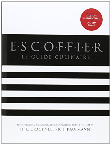 9780470900277: Escoffier