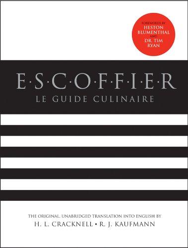 Le Guide Culinaire: Kaufmann, R. J.