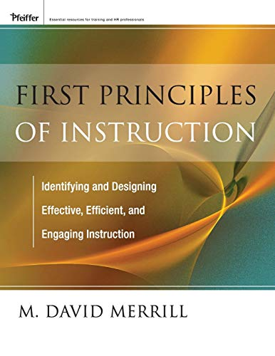 9780470900406: First Principles of Instruction