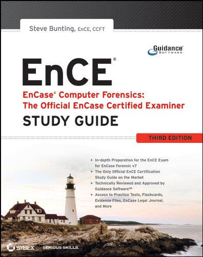 9780470901069: EnCase Computer Forensics -- The Official EnCE: EnCase Certified Examiner Study Guide