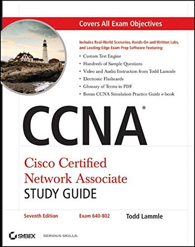 9780470901076: CCNA Cisco Certified Network Associate Study Guide, 7th Edition