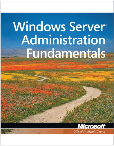 9780470901823: Windows Server Administration Fundamentals, Exam 98-365