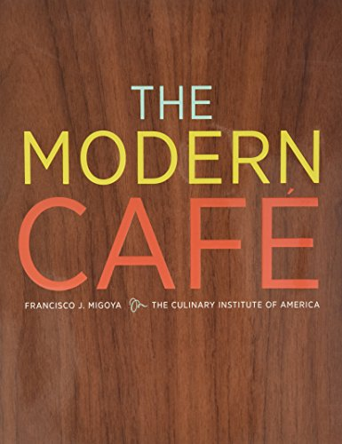 9780470902868: The Modern Cafe / The Visual Food Lover's Guide