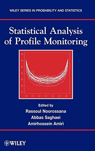9780470903223: Statistical Analysis of Profile Monitoring