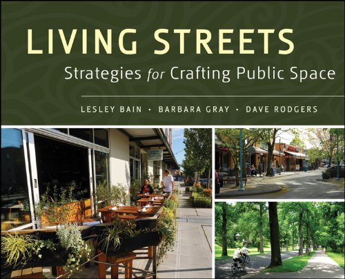 9780470903810: Living Streets: Strategies for Crafting Public Space