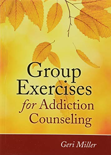 9780470903957: Group Exercises for Addiction Counseling