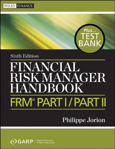 9780470904015: Financial Risk Manager Handbook: FRM Part I / Part II + Test Bank