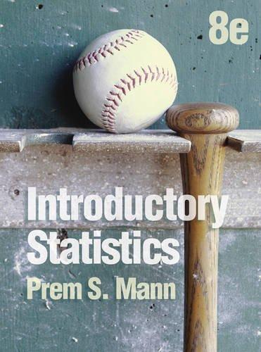 9780470904107: Introductory Statistics