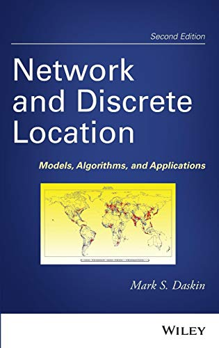 9780470905364: Network and Discrete Location: Models, Algorithms, and Applications