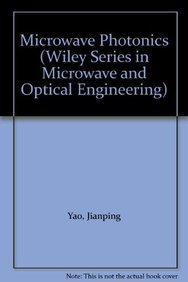 9780470905371: Microwave Photonics (Wiley Series in Microwave and Optical Engineering)
