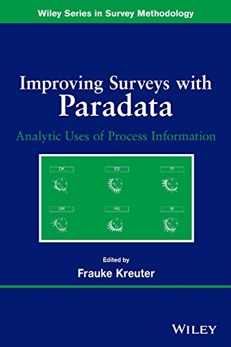 9780470905418: Improving Surveys with Paradata: Analytic Uses of Process Information