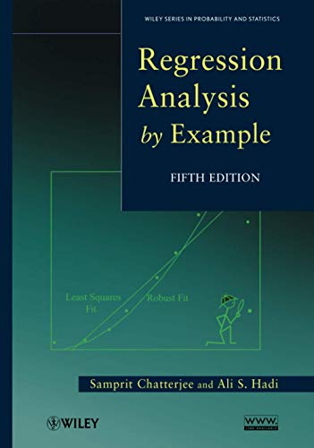 9780470905845: Regression Analysis by Example