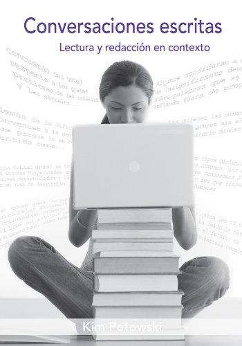 9780470905920: Conversaciones escritas: Lectura y redacci?n en contexto Activities Manual / Workbook (Spanish Edition)