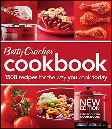 9780470906026: Betty Crocker Cookbook: 1500 Recipes for the Way You Cook Today (Betty Crocker's Cookbook)