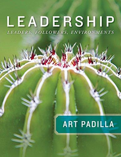 9780470907207: Leadership: Leaders, Followers, Environments