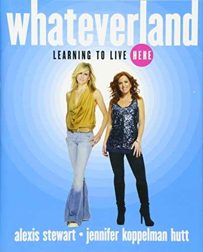 9780470907580: Whateverland: Learning to Live Here