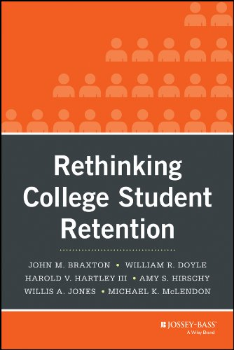 Rethinking College Student Retention: Braxton, John M.,