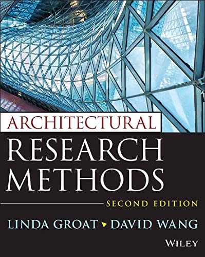 9780470908556: Architectural Research Methods