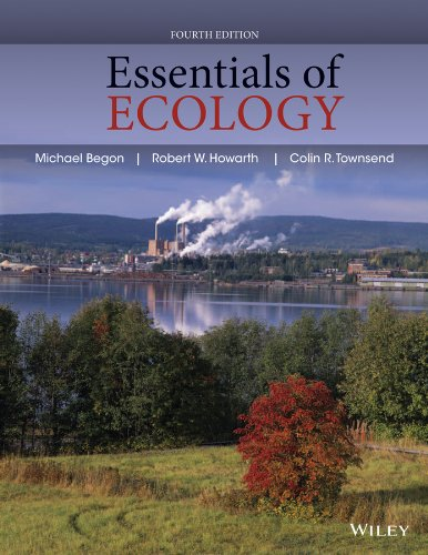 9780470909133: Essentials of Ecology
