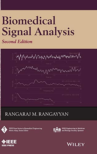 9780470911396: Biomedical Signal Analysis (IEEE Press Series on Biomedical Engineering)