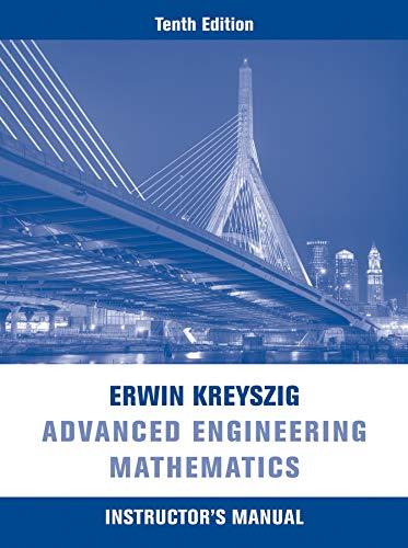 9780470913093: Advanced Engineering Mathematics Instructor's Manual