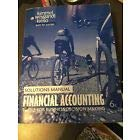 9780470913499: Solutions Manual Financial Accounting Tools for Business Decision Making 6th Edition
