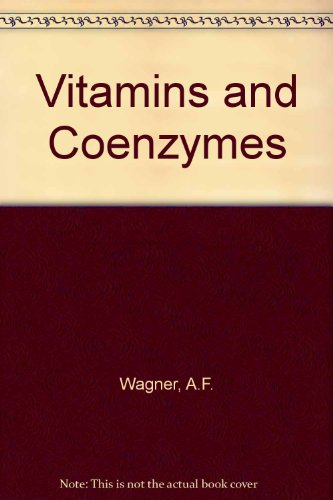 9780470913598: Vitamins and Coenzymes