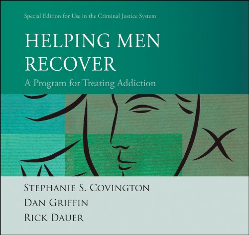 9780470914335: Helping Men Recover: A Program for Treating Addiction Special Edition for Use in the Criminal Justice System
