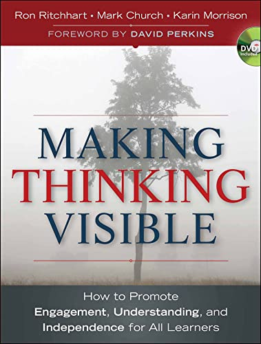 9780470915516: Making Thinking Visible: How to Promote Engagement, Understanding, and Independence for All Learners (Jossey-Bass Teacher)