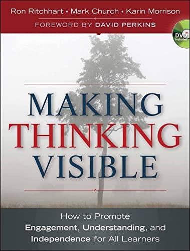 9780470915516: Making Thinking Visible (Jossey-Bass Teacher)