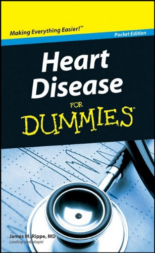 Heart Disease For Dummies®, Pocket Edition: Rippe, James M.