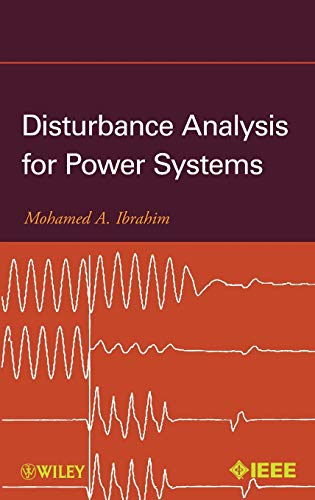 9780470916810: Disturbance Analysis for Power Systems