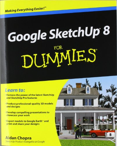 9780470916827: Google Sketchup 8 for Dummies