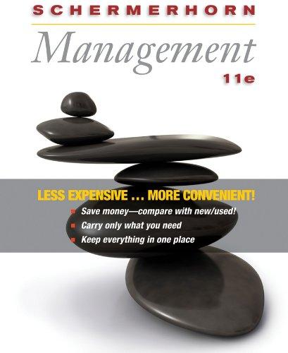 9780470917510: Management, Binder Ready Version