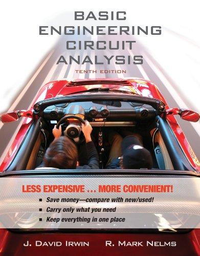 9780470917589: Basic Engineering Circuit Analysis