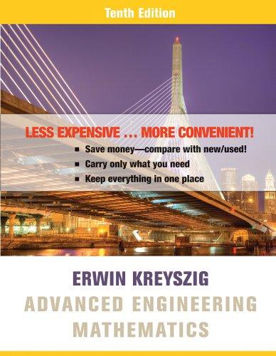 9780470917671: Advanced Engineering Mathematics, Binder Version