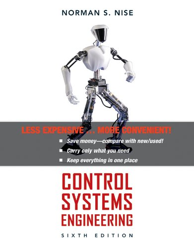 9780470917695: Control Systems Engineering