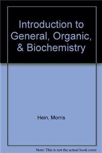 9780470917749: Introduction to General, Organic, and Biochemistry