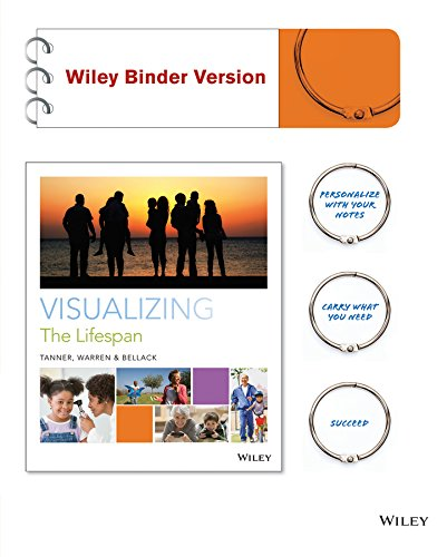 Visualizing: The Lifespan (Visualizing Series): Tanner, Jennifer, Warren,